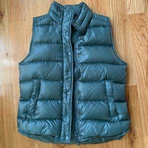 J. Crew Puffer Vest.